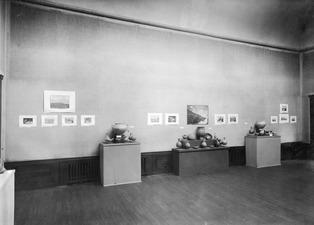 Utställning på Liljevalchs Konsthall. utställning. Sverige - SMVK - C05053.tif