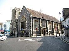 Uxbridge Katholische Kirche von
