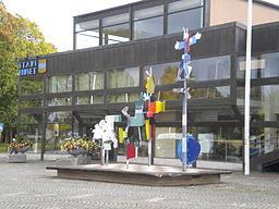 Värnamo kommunehuse (ved Kirketorvet)
