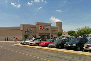 VF Corporation - Vanity Fair Outlet,  Michigan City, Indiana.
