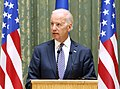 VP Biden and PM Yatsenyuk, Joint Statement, Kyiv, Ukriane, April 22, 2014 (13977936481).jpg