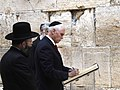 VP Mike Pence visits the Wester wall (24991741577).jpg