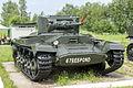Valentine tank in the Kubinka Museum 03.jpg