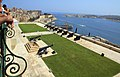 Valletta Saluting battery Malta 2014 1.jpg