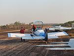 Van's RV-6 at Coomalie Creek Airfield during the 2012 Merlin Magic.jpg