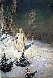 Víktor Vasnetsov: Snow Maiden