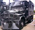 Vehiculo policial antidisturbios (La Bestia) - (U.C.M.) - Policía Nacional de Panamá (2011).jpg