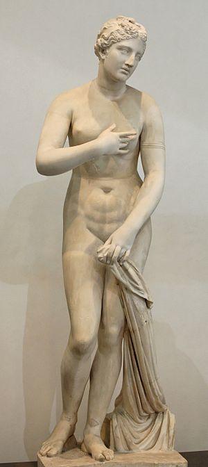 Capitoline Venus - Image: Venus pudica Massimo
