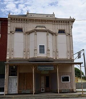 Vermont Masonic Hall - Image: Vermont Masonic Hall