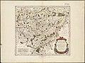 Veromandui le Vermandois, Evesché de Noyon ou sont les Comté et Pairrie de Noyon, Balliages et Prevostés de Noyon, Chauny, St Quentin, Peronne, Roye, etc et les eslections de Noyon, St Quentin, Peronne etc. (5121167242).jpg