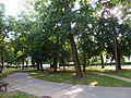 Veselí nad Moravou, park P. Bezruče.jpg
