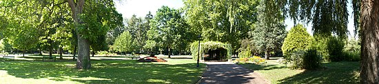 Jardin Anglais Vesoul Wikipedia