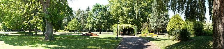 Caract ristiques du jardin l anglaise for Jardin l encyclopedie