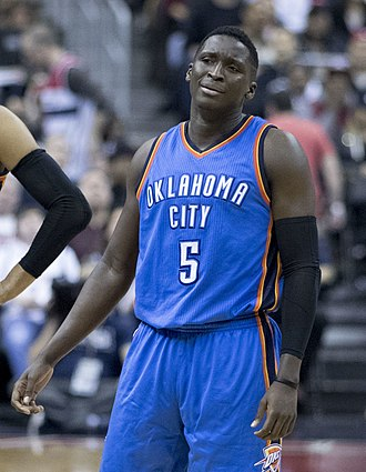 2013 NBA draft - Victor Oladipo was selected second by the Orlando Magic.