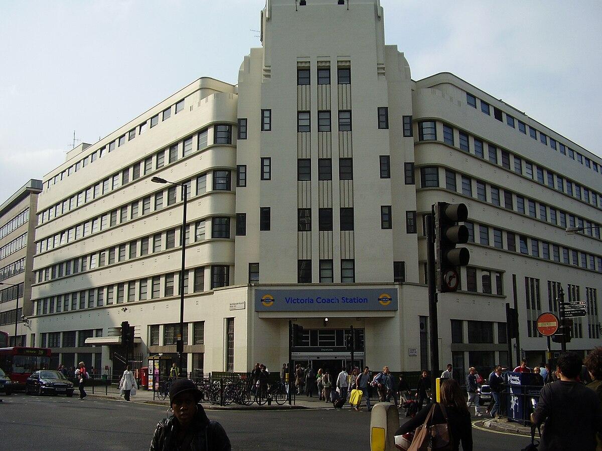 Londres Hotel Victoria Station