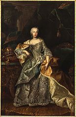 Maria Theresa as Queen of Hungary