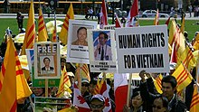 Vietnamese Black April (Tháng Tư Đen) Democracy, Human Rights Rally 63.jpg