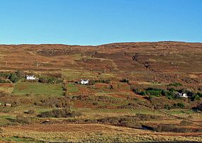 View across Glen Dale - geograph.org.uk - 1571295.jpg