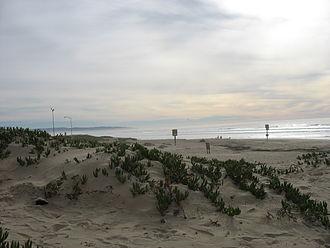 Guadalupe-Nipomo Dunes - Oceano Beach, California