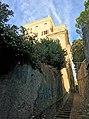 Villa Madre Cabrini vista da Salita Bachernia Genova.jpg