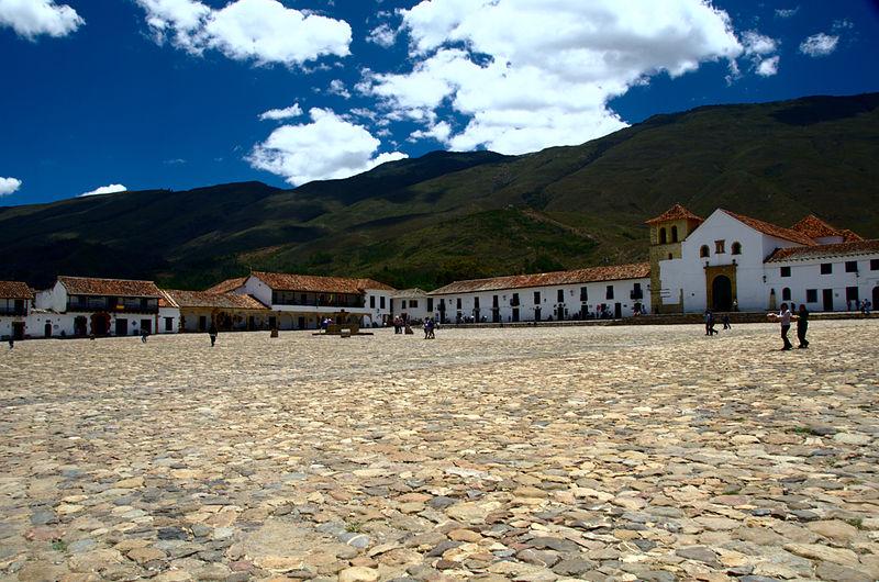 Villa de Leyva Colômbia