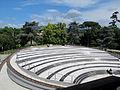 Villa vittoria, ext, anfiteatro.JPG