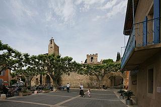 Villedieu, Vaucluse Commune in Provence-Alpes-Côte dAzur, France