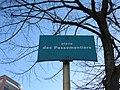 Villeurbanne - Place des Passementiers - Plaque (janv 2019).jpg