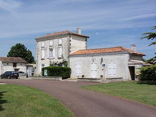 Villiers-sur-Chizé Commune in Nouvelle-Aquitaine, France
