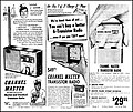 Vintage Advertising For Channel Master Transistor Radios In A W.T. Grant Company Ad In The Orlando Florida Sentinel Newspaper, November 19, 1959 (45197207725).jpg