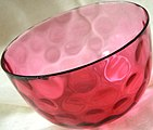 Vintage cranberry glass.jpg