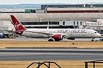 Virgin Atlantic, G-VCRU, Boeing 787-9 Dreamliner (30537149158).jpg