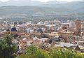 Vista de Sogorb i la catedral des del castell.JPG
