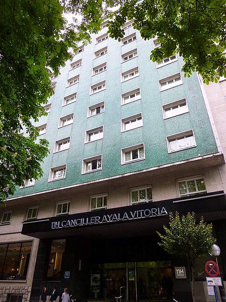 Hotel NH Canciller Ayala Vitoria