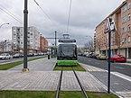 Vitoria - Lakua - Ibaiondo - Parada de tranvía 01.jpg