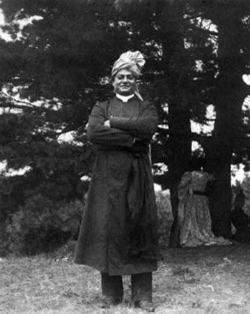 Vivekananda Image August 1894