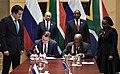 Vladimir Putin and Cyril Ramaphosa, 26 july 2018 (7).jpg