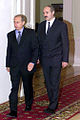Vladimir Putin in Belarus 30 November 2000-3.jpg