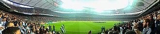 Beşiktaş J.K. - Interior of Vodafone Park
