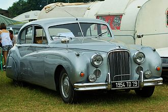 Jaguar Mark VII - Jaguar Mark VII M