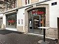 Voix de l'Ain - rue Lalande à Bourg-en-Bresse (Ain, France).JPG