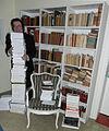 Von Günther Emig herausgegebene Bücher, Stand 2013-02-08.jpg