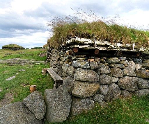 Vor 1500 Jahren, lebten hier die frühen Norweger. 03