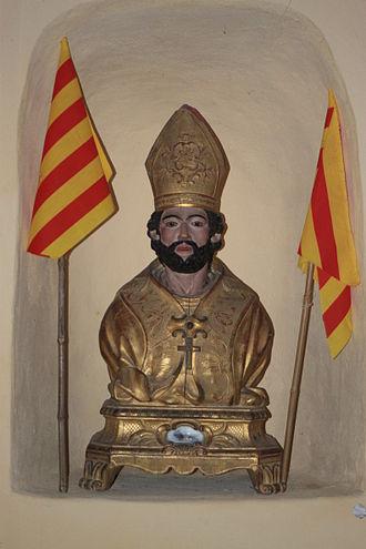 Roman Catholic Diocese of Vence - Image: W1209 Grimaud ND La Queste 51296