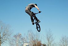 Bike Tricks Names Freestyle BMX is bicycle