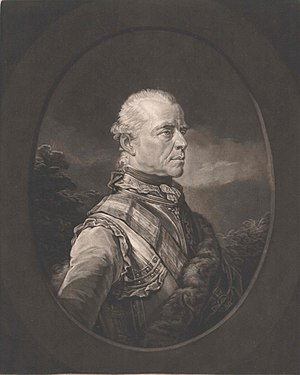 Friedrich Wilhelm, Fürst zu Hohenlohe-Kirchberg - Image: WF Hohenlohe Kirchberg General