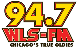 WLS-FM - Former logo used between June 26, 2008 and October 1, 2012