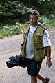 WRC-photographer in Rally Finland 2010.jpg