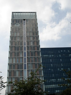 World Trade Center (Amsterdam) - Image: WTC Amsterdam 1