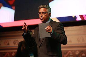 Adnan Nawaz - Nawaz in 2014